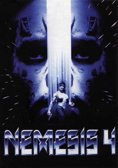 Nemesis 4: Death Angel kapak
