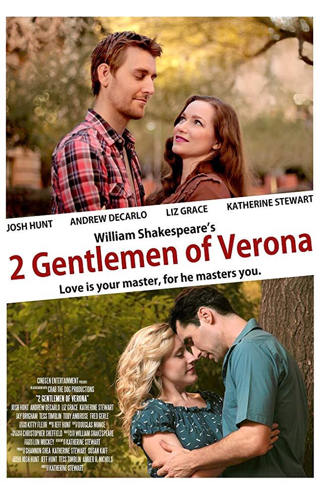 2 Gentlemen of Verona kapak