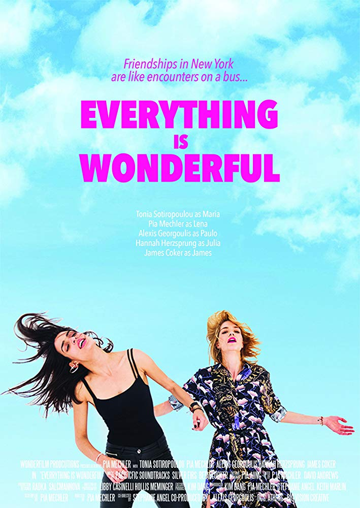 Everything Is Wonderful kapak