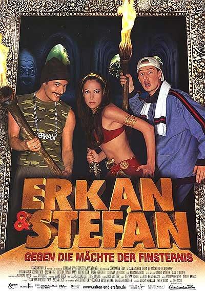 Erkan & Stefan gegen die Mächte der Finsternis kapak