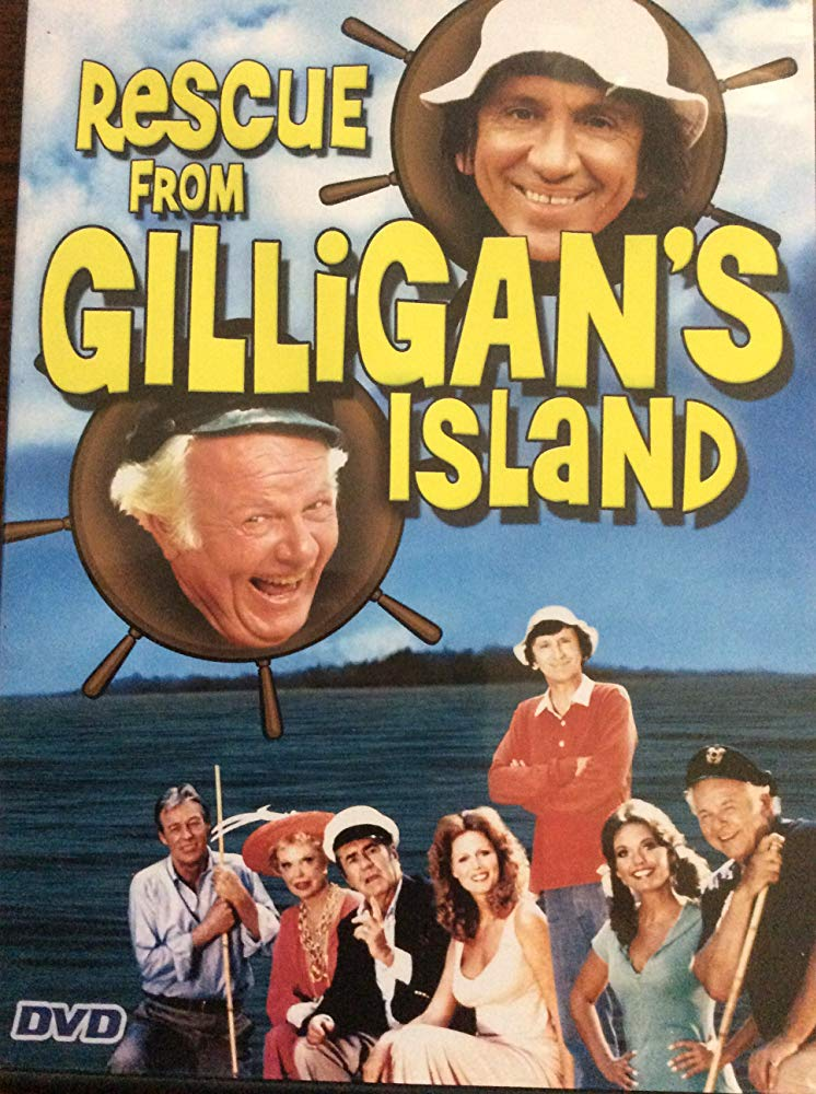 Rescue from Gilligan's Island kapak