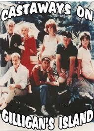 The Castaways on Gilligan's Island kapak