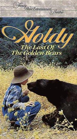 Goldy: The Last of the Golden Bears kapak