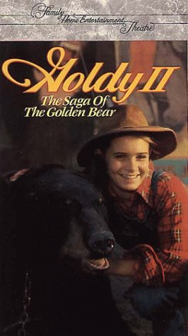 Goldy 2: The Saga of the Golden Bear kapak