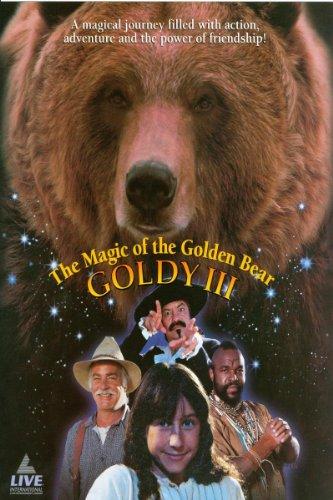The Magic of the Golden Bear: Goldy III kapak