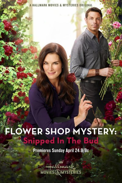 Flower Shop Mystery: Snipped in the Bud kapak