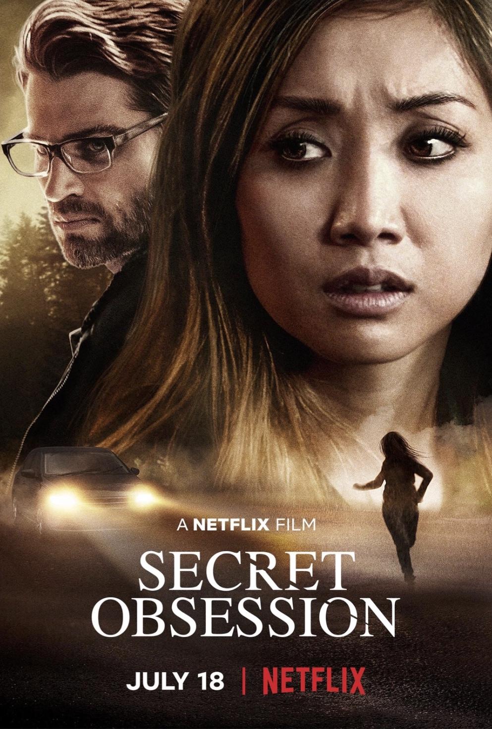 Secret Obsession kapak