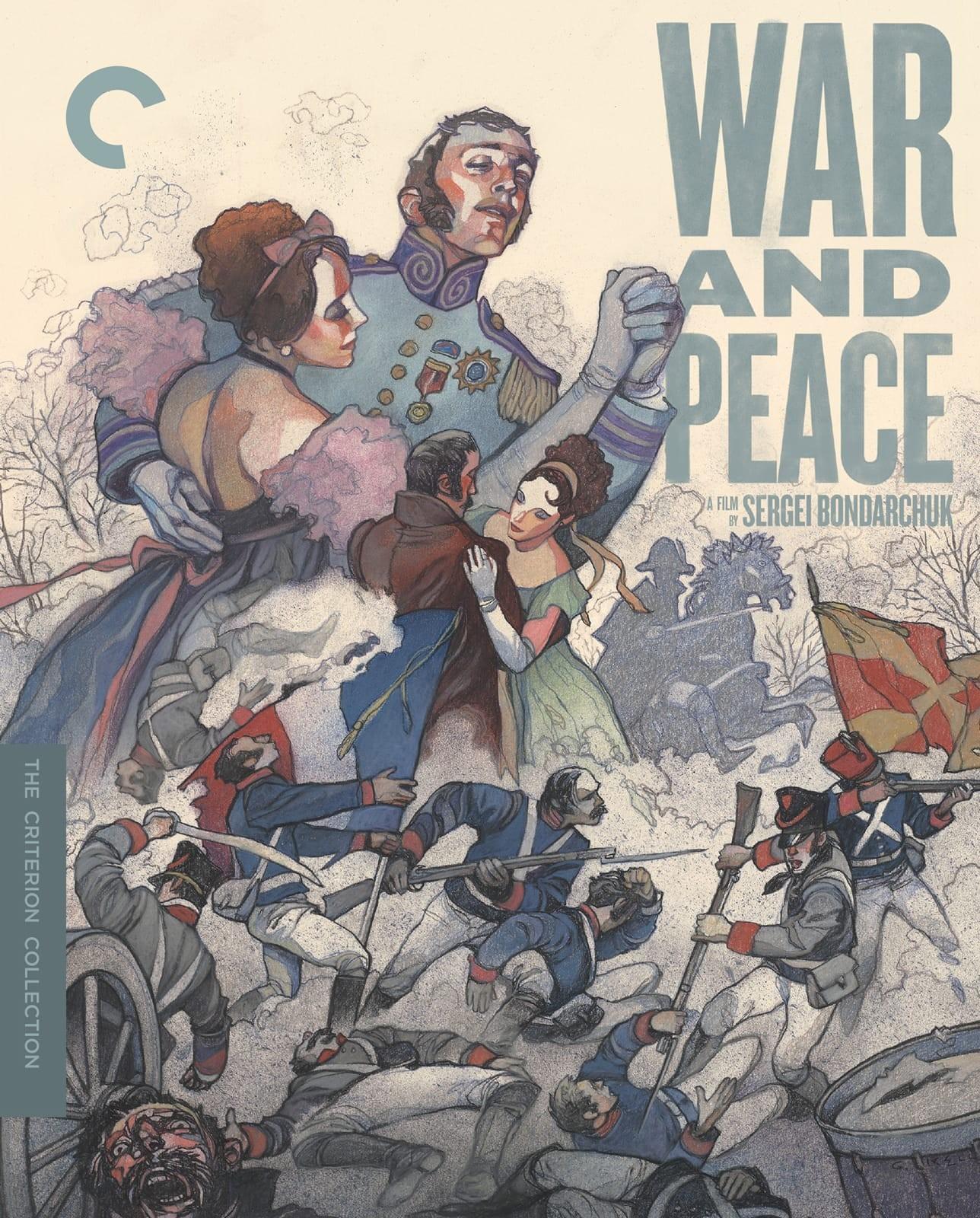 War and Peace kapak
