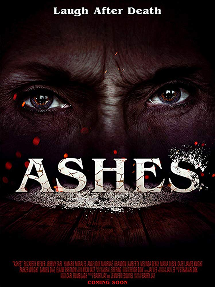 Ashes kapak