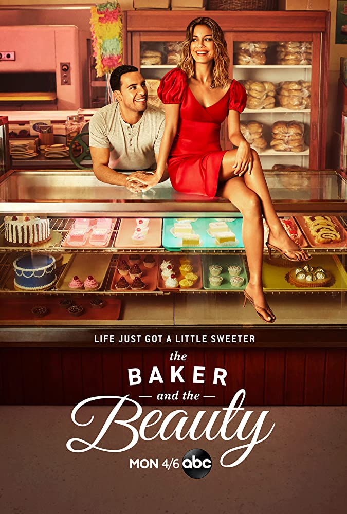 The Baker and the Beauty kapak