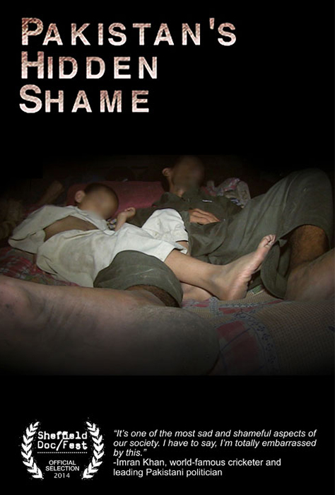 Pakistan's Hidden Shame kapak