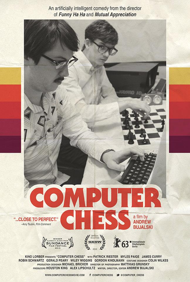 Computer Chess kapak