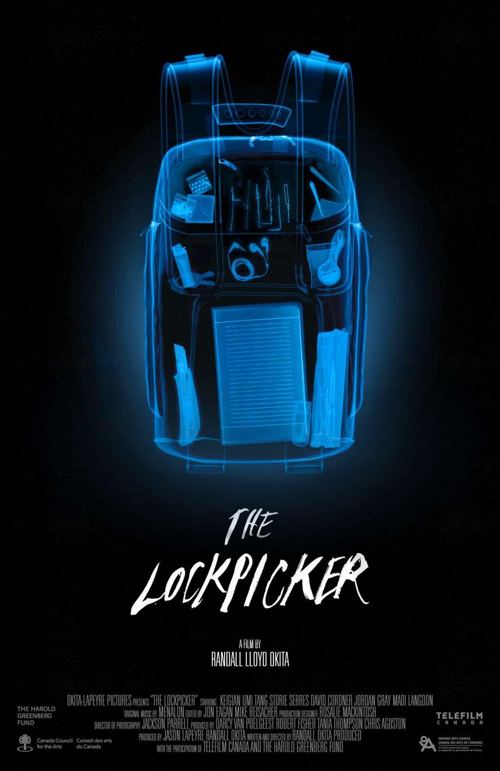The Lockpicker kapak