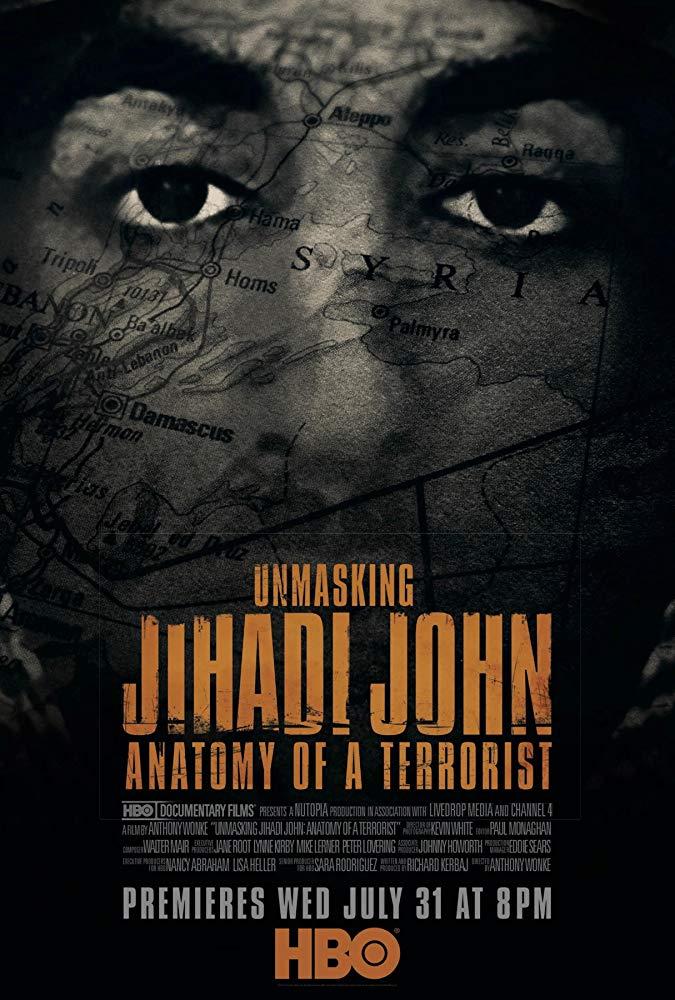 Unmasking Jihadi John kapak
