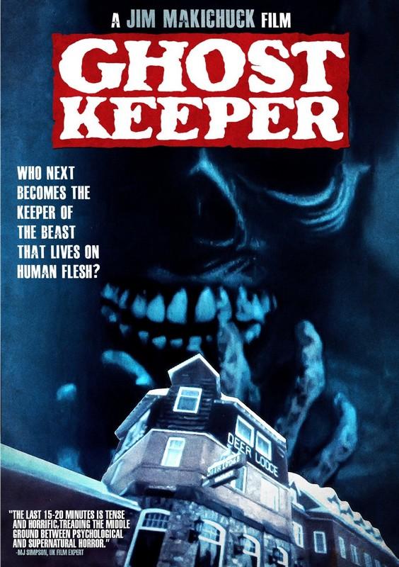 Ghostkeeper kapak