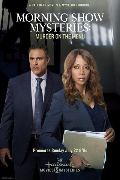 Morning Show Mystery: Murder on the Menu kapak