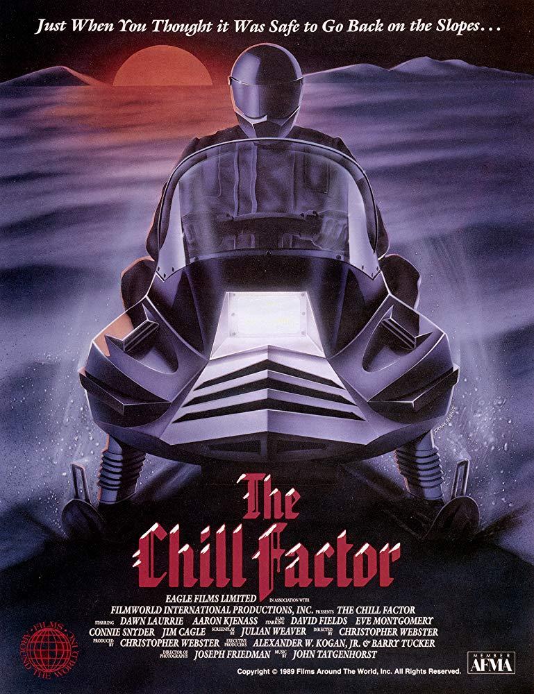 The Chill Factor kapak