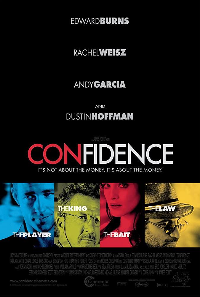 Confidence kapak
