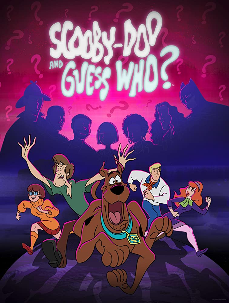 Scooby-Doo and Guess Who? kapak