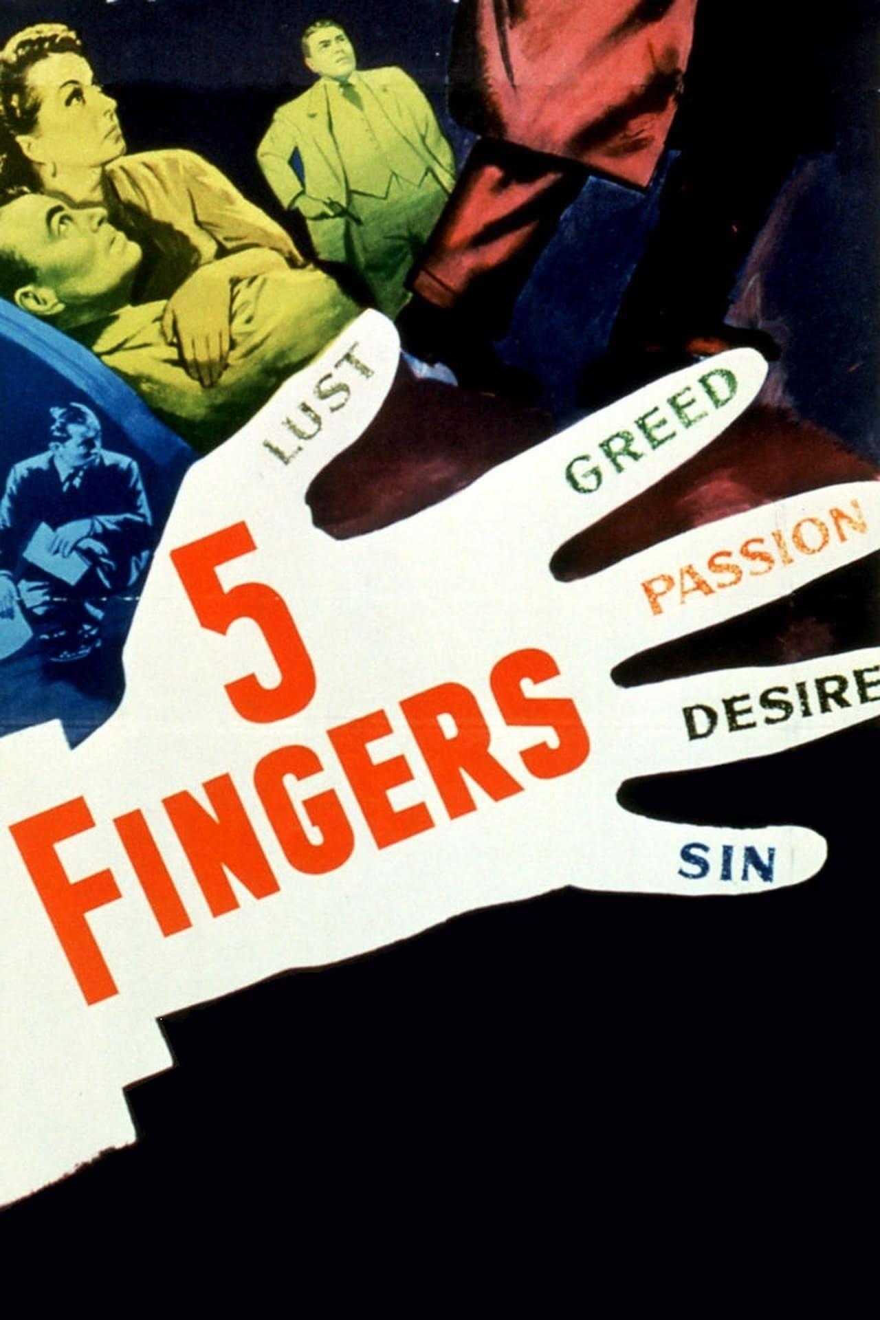5 Fingers kapak