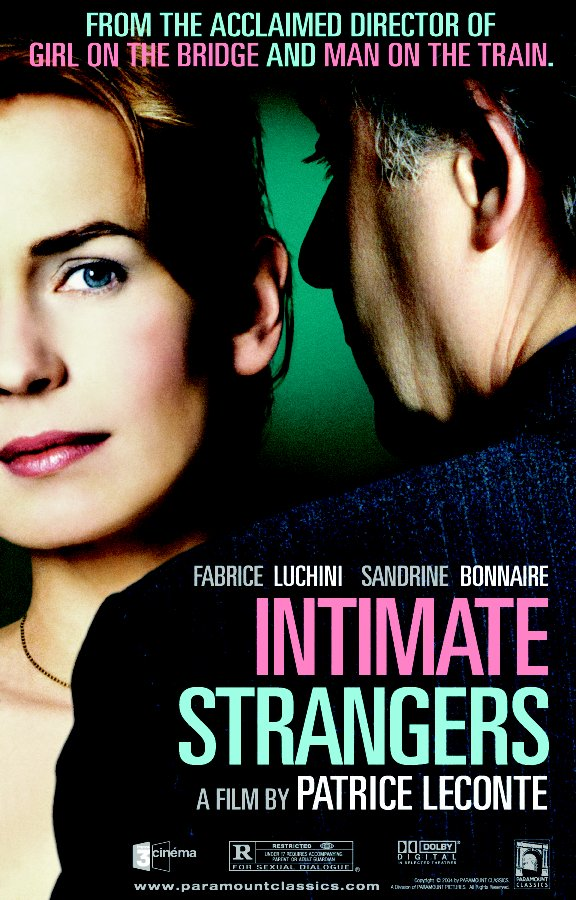 Intimate Strangers kapak
