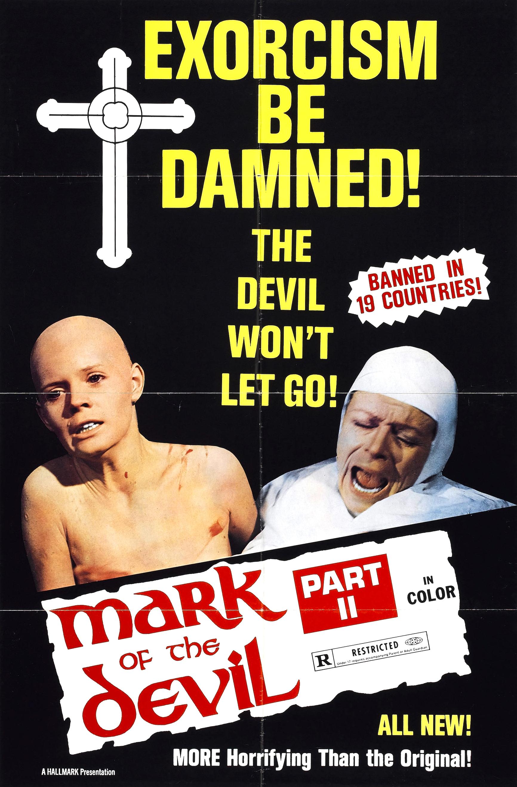Mark of the Devil Part II kapak