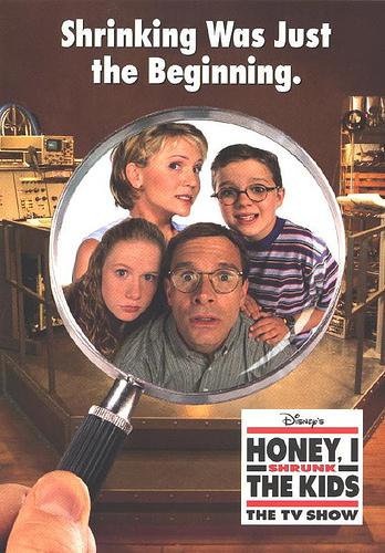 Honey, I Shrunk the Kids: The TV Show kapak