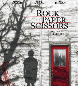 Rock, Paper, Scissors kapak