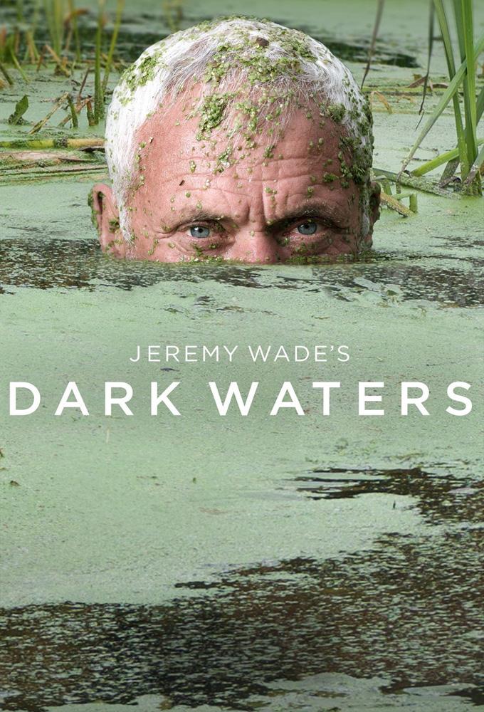 Jeremy Wade's Dark Waters kapak