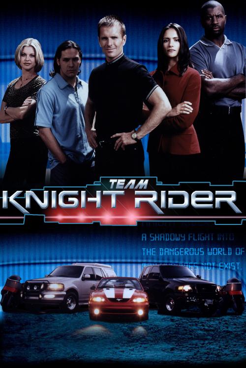 Team Knight Rider kapak