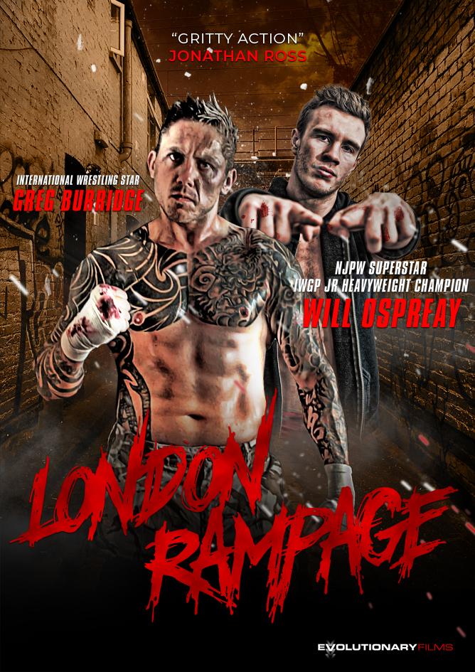 London Rampage kapak