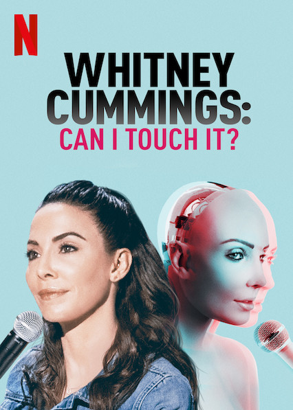Whitney Cummings: Can I Touch It? kapak