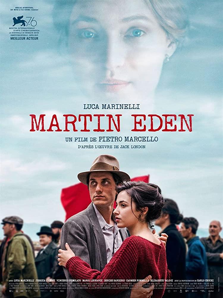 Martin Eden kapak