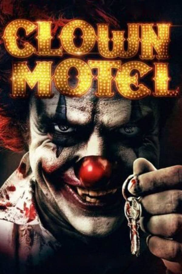 Clown Motel: Spirits Arise kapak