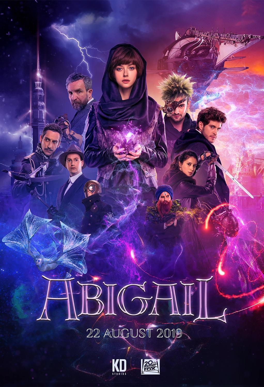 Abigail kapak