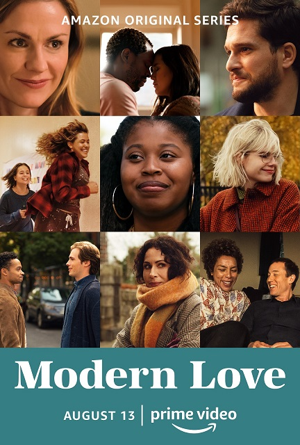 Modern Love kapak