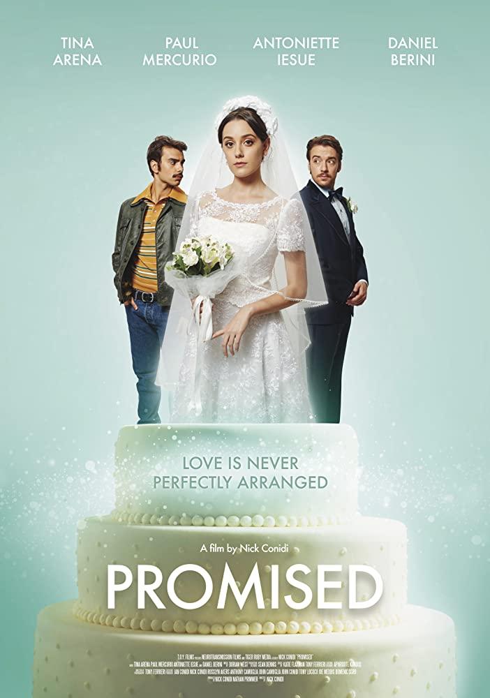 Promised kapak