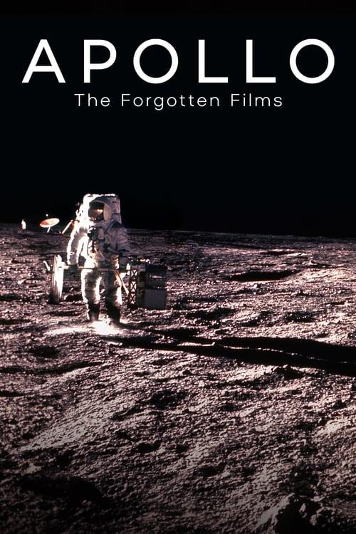 Apollo: The Forgotten Films kapak