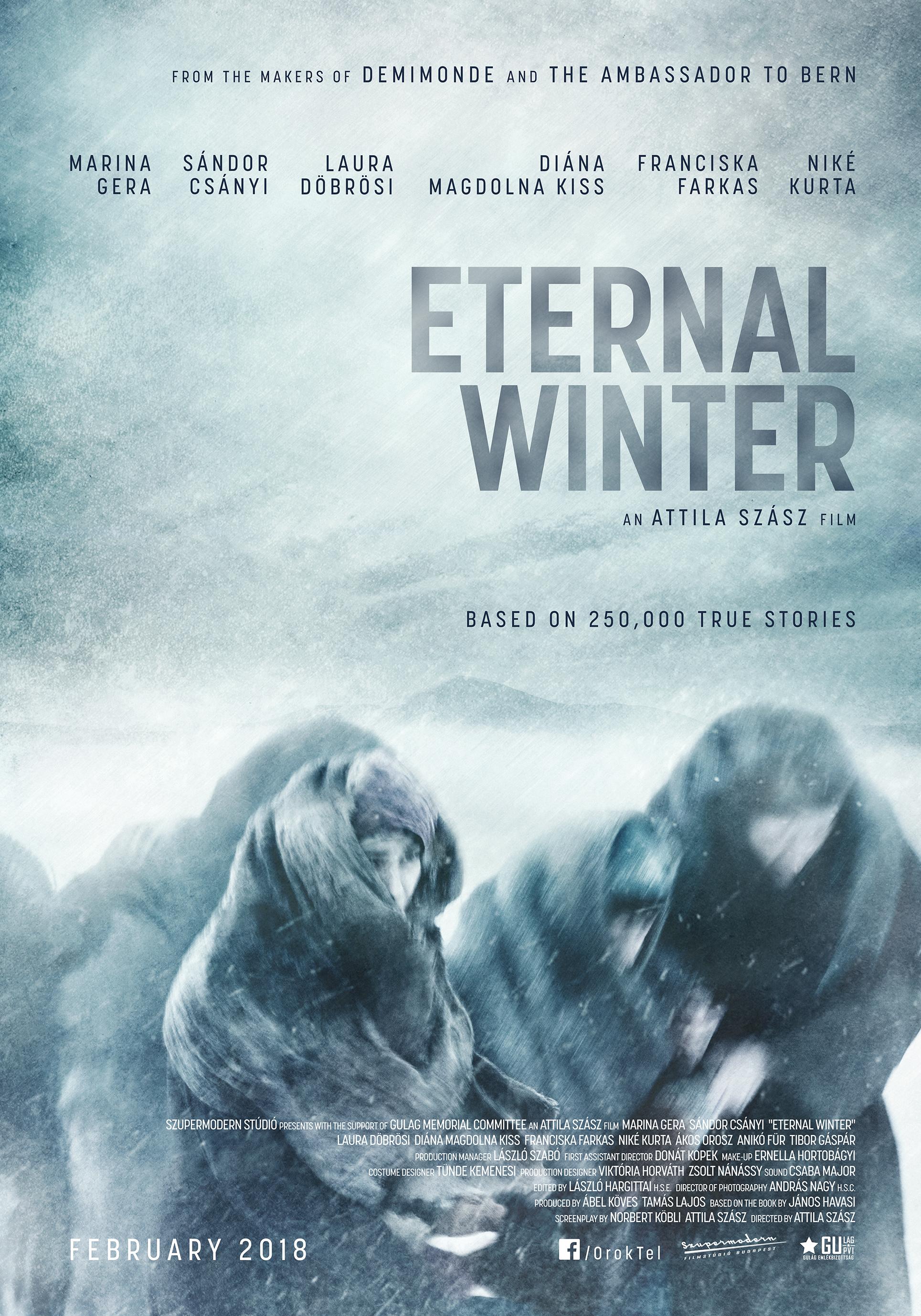 Eternal Winter kapak