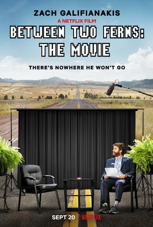 Between Two Ferns: The Movie kapak