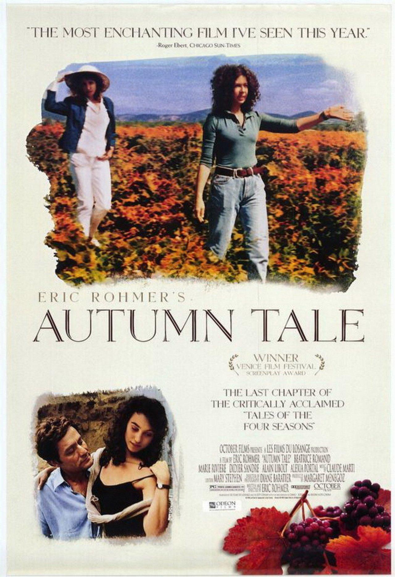 Autumn Tale kapak