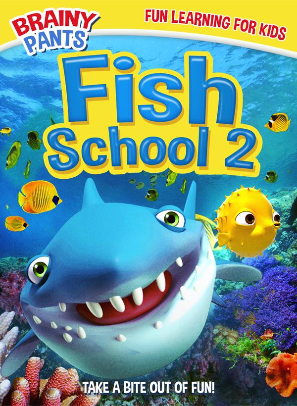 Fish School 2 kapak
