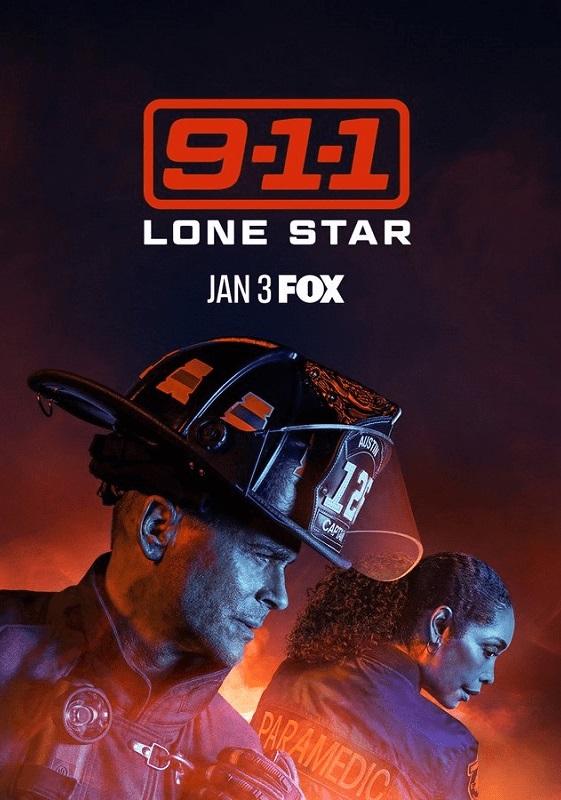 9-1-1: Lone Star kapak