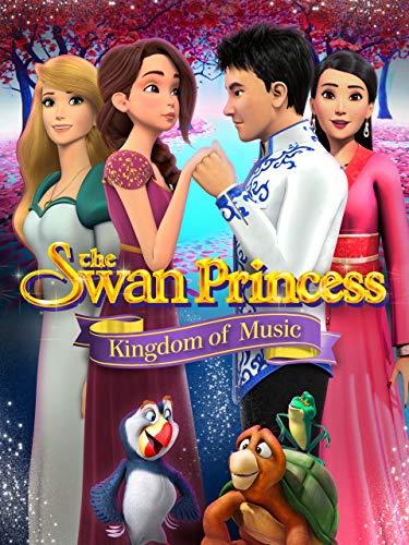 The Swan Princess: Kingdom of Music kapak