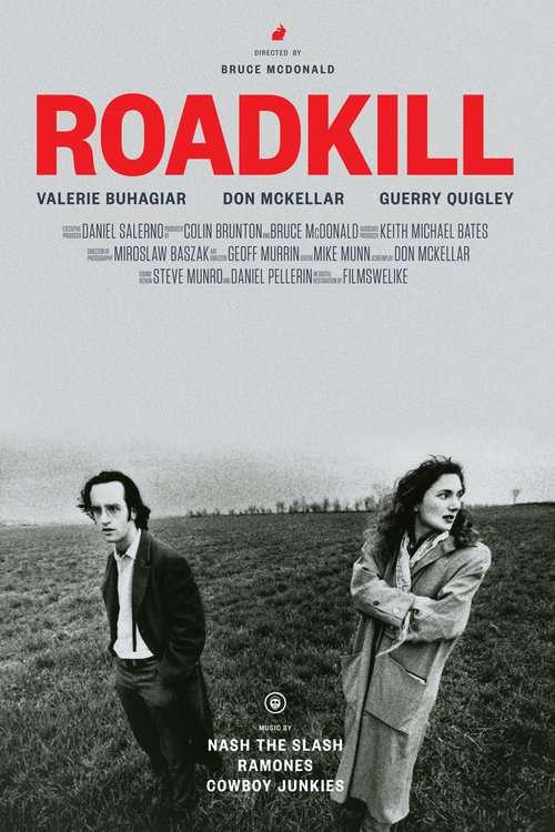 Roadkill kapak