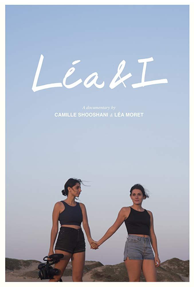 Léa & I kapak