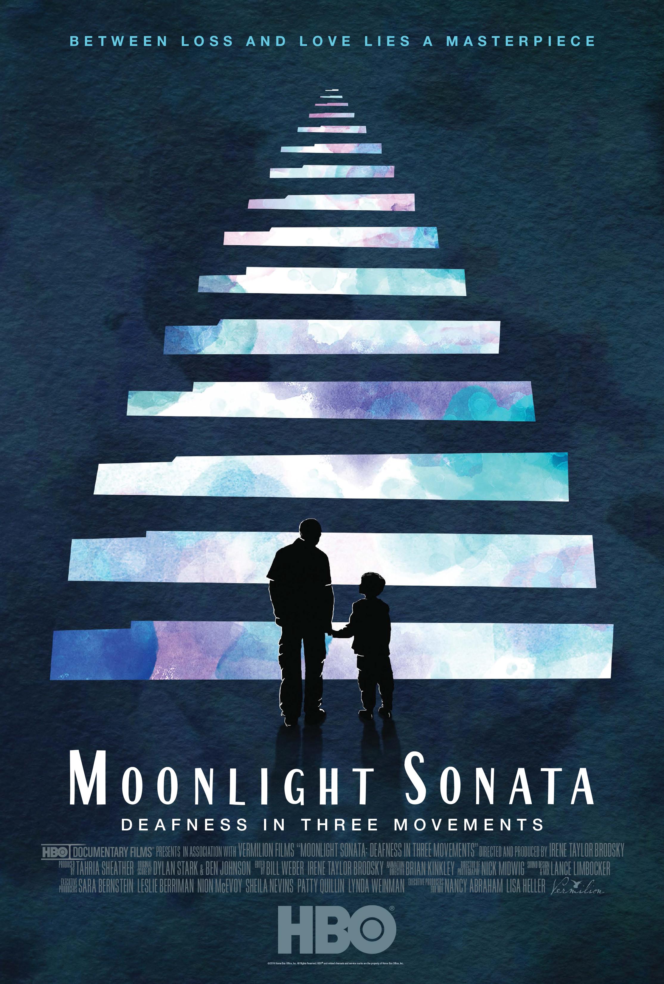Moonlight Sonata: Deafness in Three Movements kapak