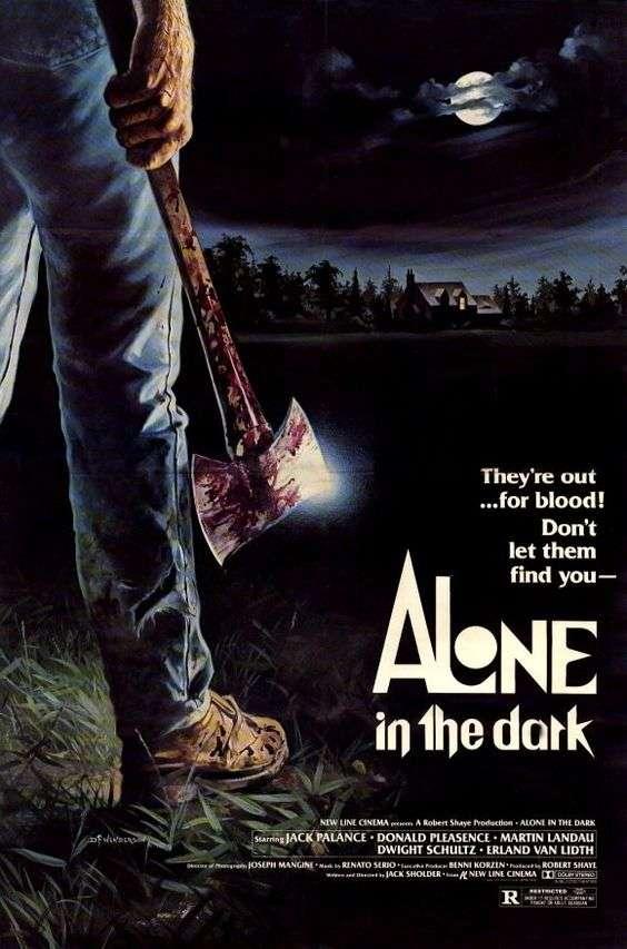 Alone in the Dark kapak