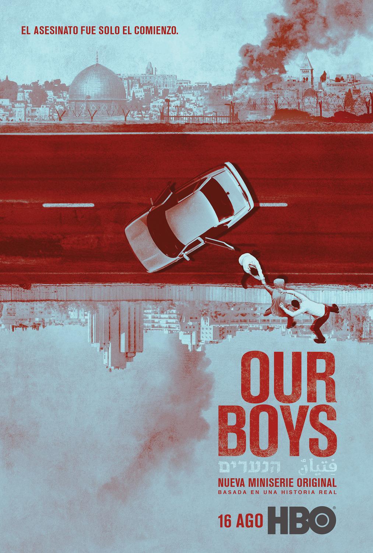 Our Boys kapak