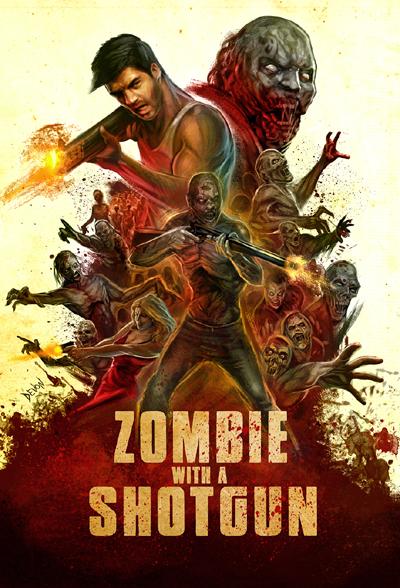 Zombie with a Shotgun kapak